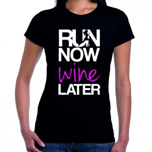 RUN NOW WHINE LATER