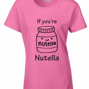 if you're the nutella1