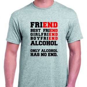 only alcohol has no end1