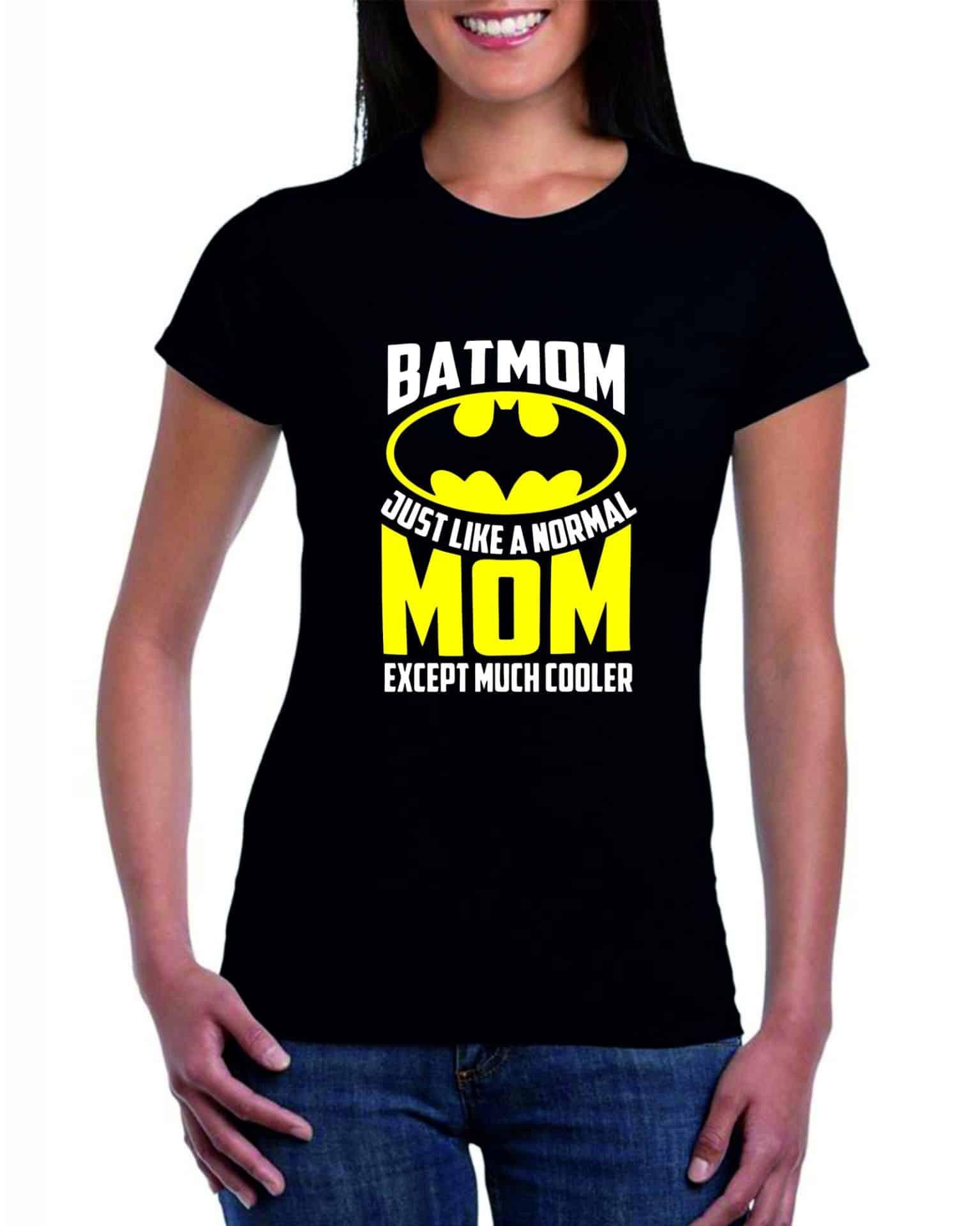 e069d98245 Batmom női póló | Póló ügynökség