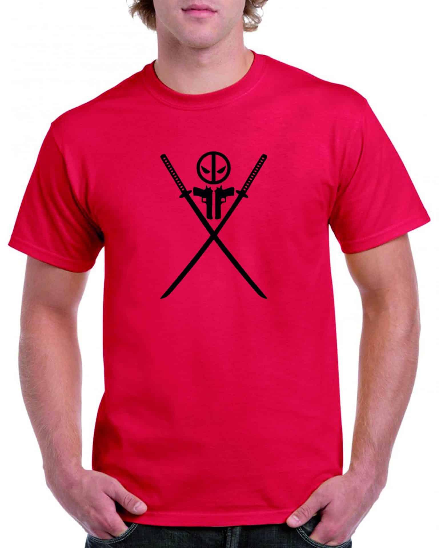 3ed5383734 Deadpool Férfi póló | Póló ügynökség