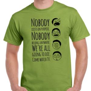 935bfe2ae3 Rick és Morty   Póló ügynökség - Part 2