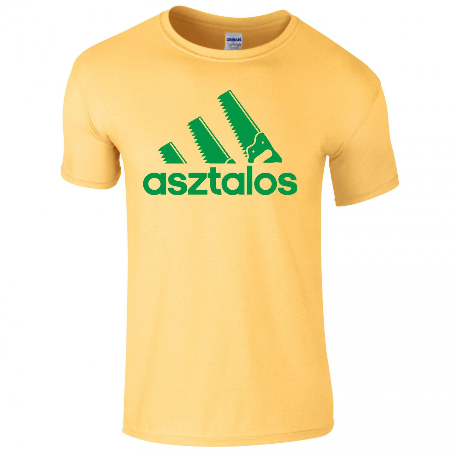 Asztalos – férfi póló 4f105a7995