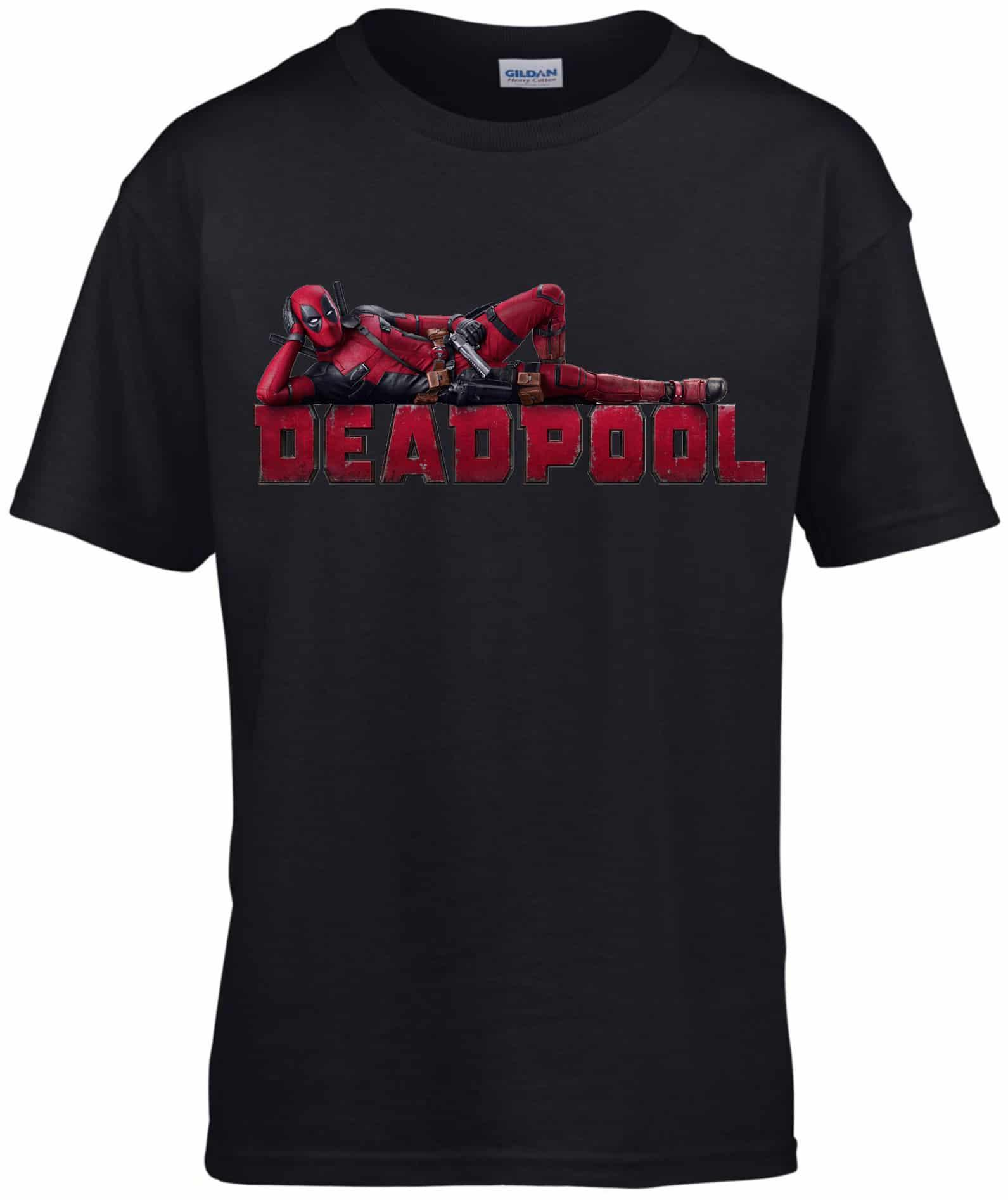 a78351204f Deadpool férfi póló | Póló ügynökség