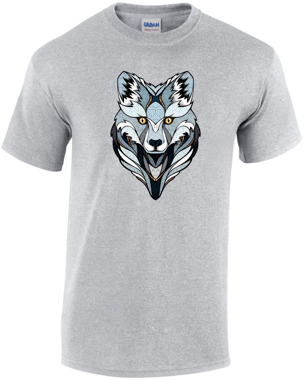 9b9477d0c6 Farkas fej férfi póló   Póló ügynökség