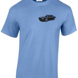 9c0127c864 Hímzett autós férfi póló