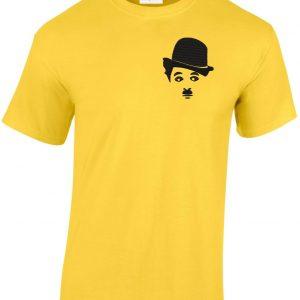 62fd962e8b Hímzett chaplin férfi póló