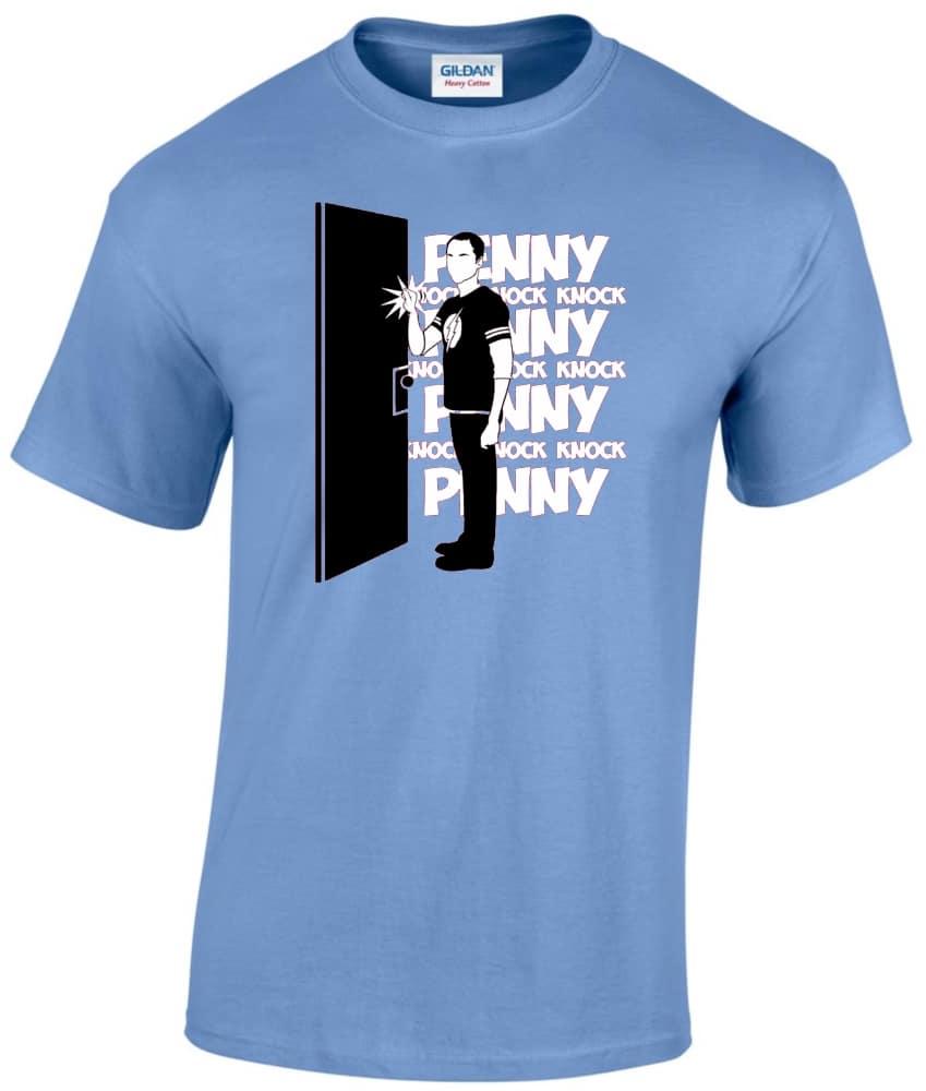 Penny knock knock Penny férfi póló
