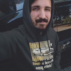 Bmw pulóver