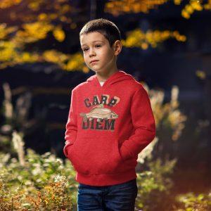 Gyerek pecás pulóver